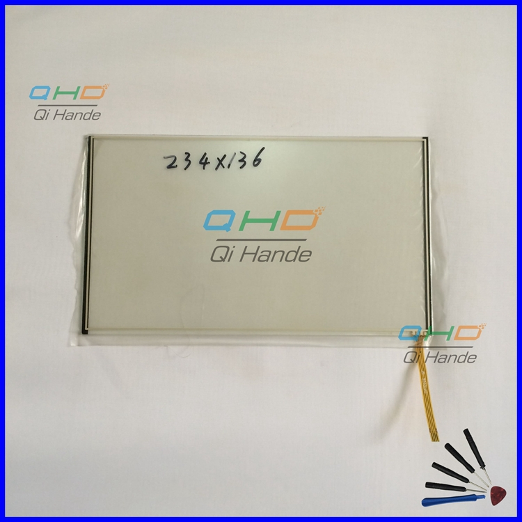 Original 10.1 inch tablet Resistance screens touch screen cable sf czy0926 234*136mm Touch Screen handwritten