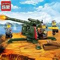 Ciudad enlighten serie swat militar de tierra alta anti-aircraft gun compatible con marca ladrillos de bloques de construcción para niños juguetes regalos