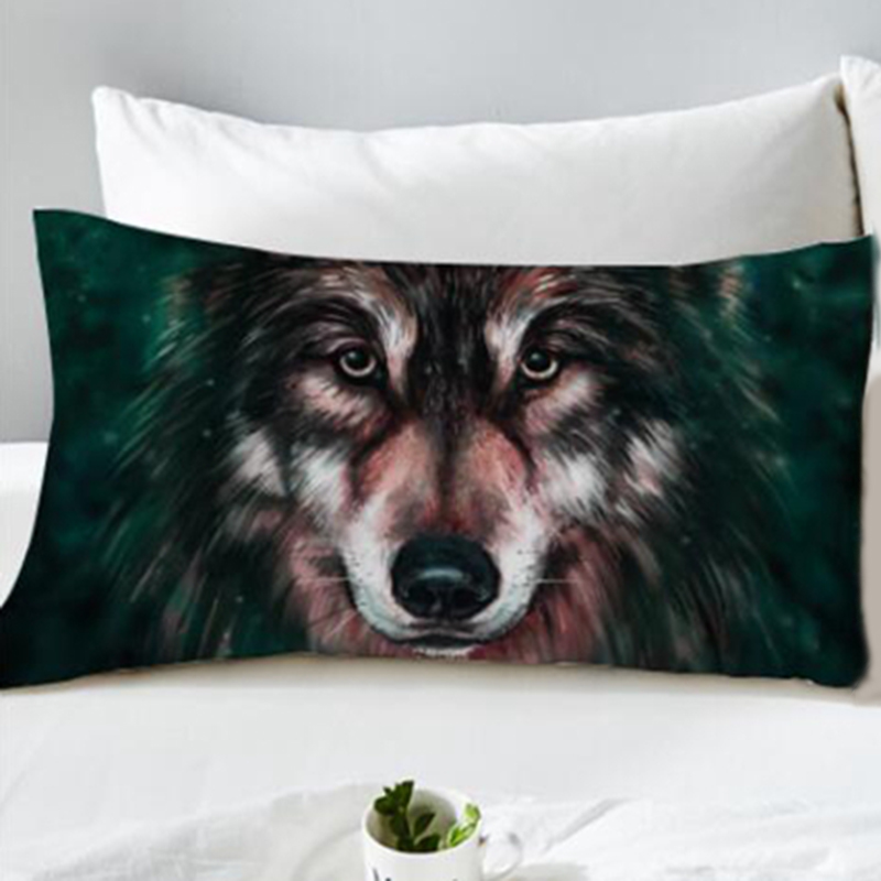 Image 2 - 3D Basketball Pillowcase Decorative Pillow Case 48x74cm Size 1 PC Wholesale Price-in Pillow Case from Home & Garden
