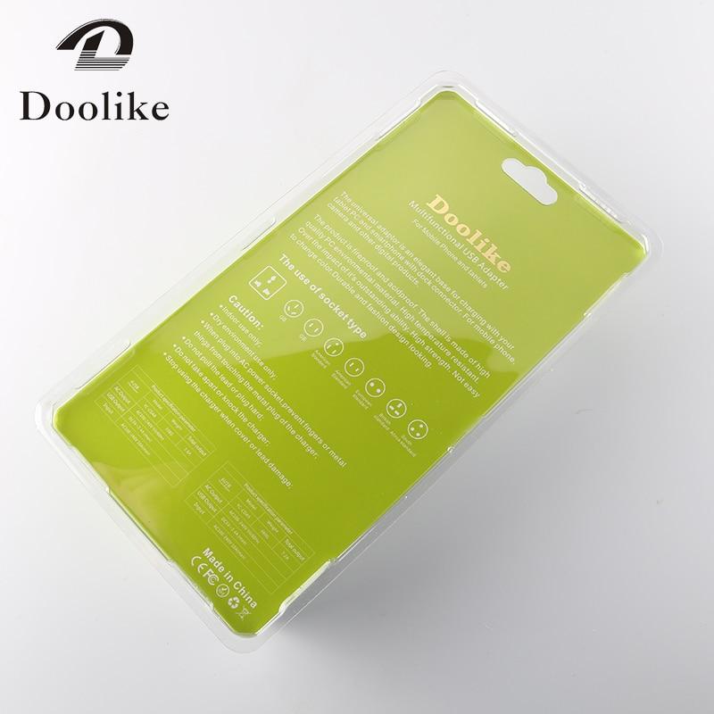 4 Cargador de puerto USB Universal Smart Portable Phone Multi Charger - Accesorios y repuestos para celulares - foto 6