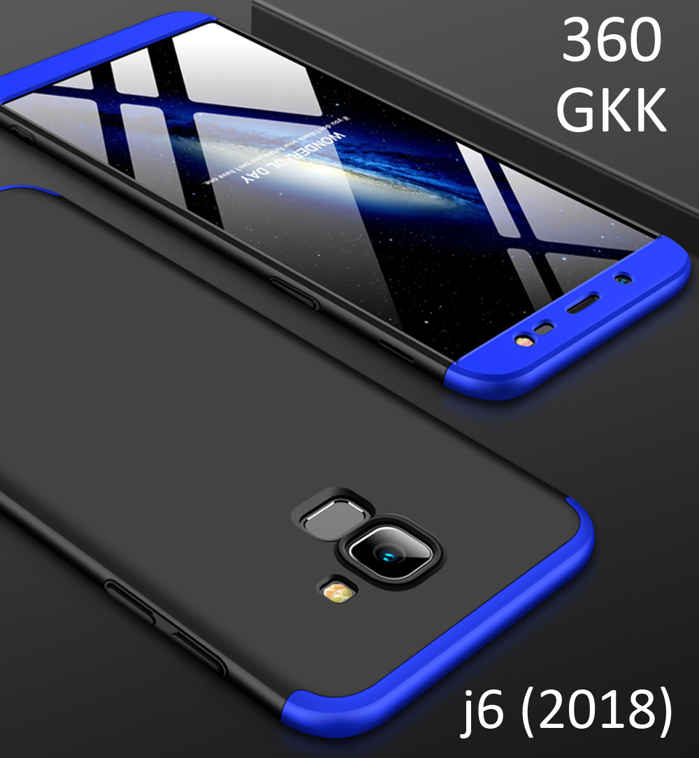 Hot Sale Gkk Case For Samsung Galaxy J6 2018 J4 360 Full Protection