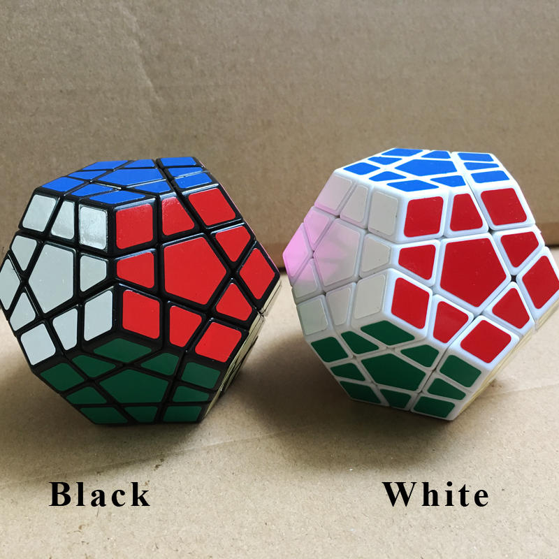Original Shengshou Megaminx Magic Cube Professional Puzzle Speed Cubes Educational Toy Special Toys 3x3x3 Cube hot ocday special toys 12 side megaminx magic cube puzzle speed cubes educational toy new sale