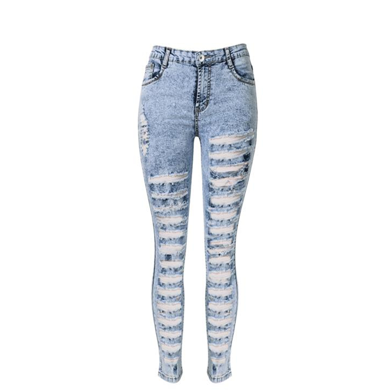 Compare Prices on Skinny Ripped Jeans- Online Shopping/Buy Low ...