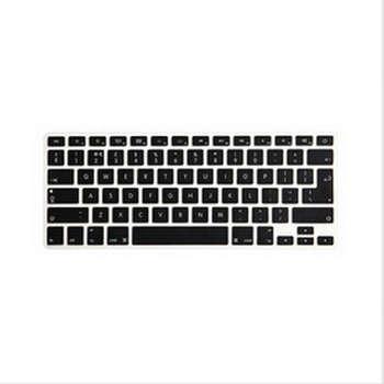 100PCS UK EU US English Silicone Keyboard Protector Flim Cover Keyboard Skin for All Apple MacBook Pro Air Retina 13 15 17