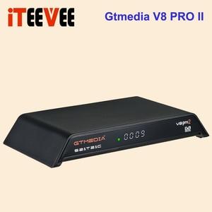 Image 4 - GTMedia V8 Pro2 DVB S2+T2+Cable powervu decoder Support H.265 Biss key CCAM Upgrade From V8 golden