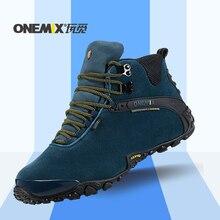 ONEMIX 2016 Women Hiking Shoes Outdoor Hunting Boots Waterproof Mountaine Shoes For Women Climbing shoes Free Shipping