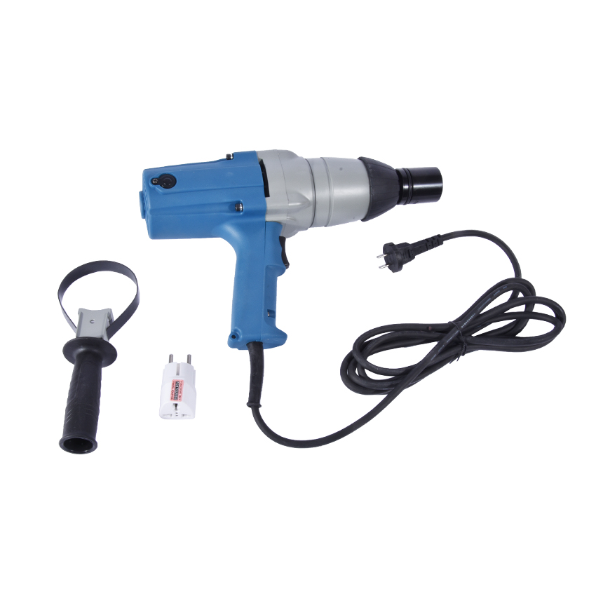 588N m Electric Wrench M16 M22 Impact Wrench 220 240v 50hz 620W Electric Impact Wrench Socket