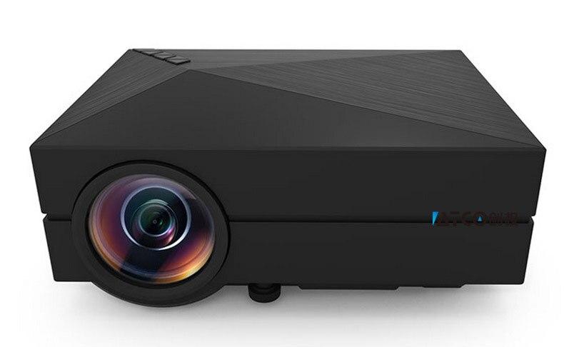 GM60 Pocket Mini Projector home cinema theater 1000Lumens Portable Projectors Support 1080P Video Media player Hdmi