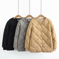 4xl large size woman winter jacket stitching parka women oversized coat 2019 woman winter clothes Warm women's jackets Overcoat