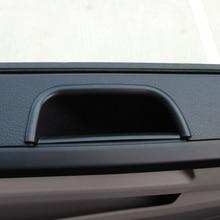 Автомобильные аксессуары передняя дверь ящик для хранения Контейнер держатель 2 шт./компл. для Фольксваген транспортер (T6) Caravelle 2017 2018