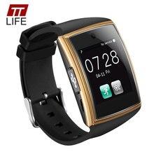 TTLIFE New 518 Smartwatch TF SIM Card Bluetooth Smart Watch Man Woman Adults Sleep Tracker Smart Wrist Clock For Android Phone