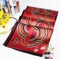 Gifts__Fashion Brand  Mens 100% Silk Long Scarf Cravat Scarives Layer __For Spring Autumn Winter
