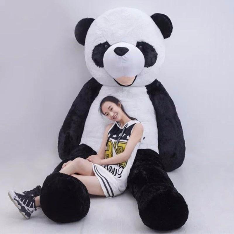 cute 300cm დათვი Stuffed სათამაშოები - პლუშები სათამაშოები - ფოტო 2
