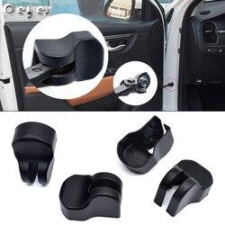 Ceyes Car Styling Protect ABS Auto blokada korka drzwi ograniczenie pokrywy skrzynka dla Kia Rio 4 Cerato Sportage Forte Sorento dusza klamra