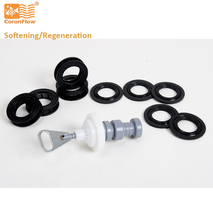 Coronflow Piston Assembly Kits Replace to Fleck, BinRun, F11, Softener Control Valve Body piston