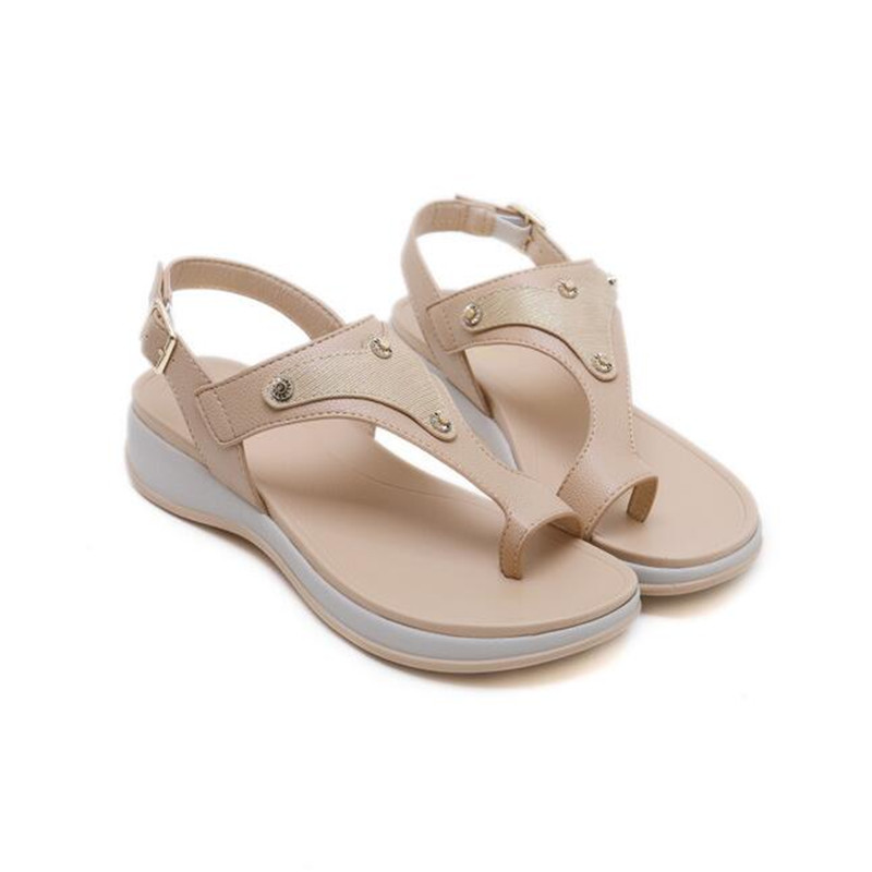 Achat Été Confortable Sandales Femmes Cales Mode Flip Flops