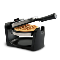 Electric Bubble Waffle Machine Fully Automatic Cake Machine Double sided Pancake Maker Machine
