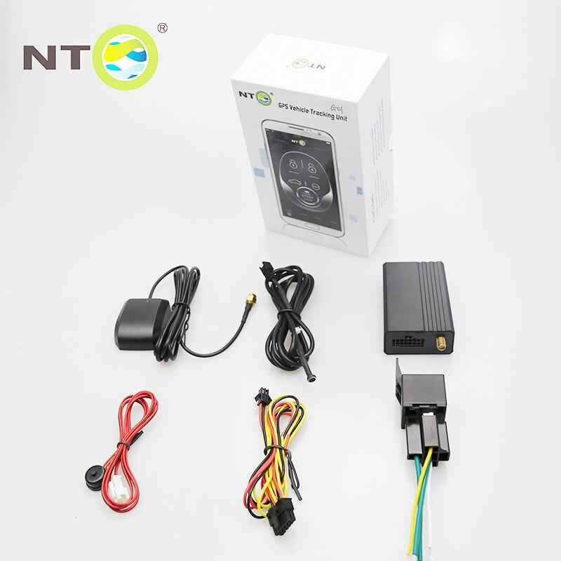 Alarme de voiture gps gsm sms gprs emplacement précis voiture sécurité véhicule alarme de sécurité voiture gps tracker NTG01
