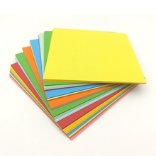 Buy 15x15cm size Color origami for primary school art class paper directly from merchant!