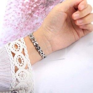 Image 5 - Ze stali nierdzewnej i diament pasek do zegarków 18mm 20mm 22mm dla kopalnego diesla obsługi Timex Armani CK DW zegarek biżuteryjny pasek pasek szybkiego uwalniania