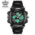 Multifunctional 50 ATM Waterproof Children Watches Quartz Kids Sport Analog-Digital Wristwatches with box  Birthday Gift WS0508A