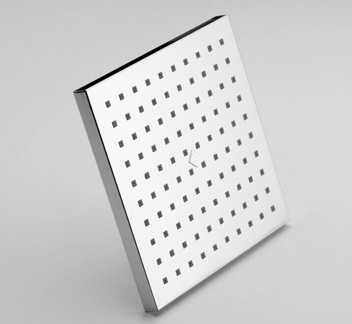 Best Quadratische Edelstahl Designer Duschkopf Pictures - Interior ...