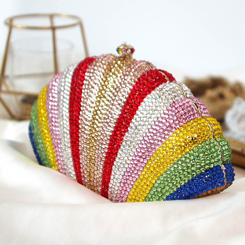 Party Luxury Glittering Handbags Shell Small Bag Womens Dinner Bags Christmas Date Evening Bags Beautiful Day ClutchesParty Luxury Glittering Handbags Shell Small Bag Womens Dinner Bags Christmas Date Evening Bags Beautiful Day Clutches