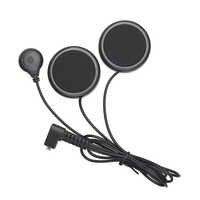 Moto rcycle intercom acessórios, fone de ouvido macio & mic para fdcvb T-COMVB TCOM-SC colo kie moto capacete bluetooth intercom