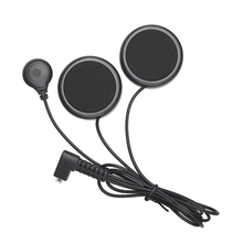 Motorcycle intercom accessories soft earphone earpiece mic for FDCVB T COMVB TCOM SC COLO KIE moto