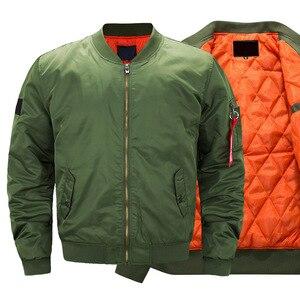 Image 3 - Manteau dhiver grande taille pour hommes, Parka épais et fermeture éclair, manteau imperméable, chaud pour hommes, nouveauté Plus C91