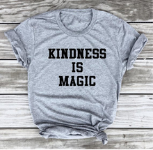 KINDNESS Is Magic T-Shirt Be Nice Be Kind Shirt Be A Good Human Good Person Graphic Tees