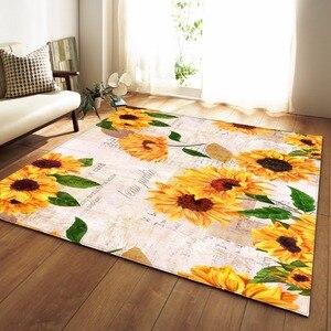 Image 5 - Tapis nordiques doux flanelle 3D imprimé petits tapis salon galaxie espace tapis tapis anti dérapant grand tapis pour salon décor