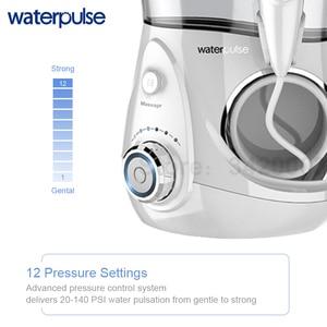 Image 4 - Waterpulse V660 12 Pressure Oral Dental Flosser Irrigator V660 Water Pick with 5 Nozzles Oral Hygiene tools Oral Irrigation