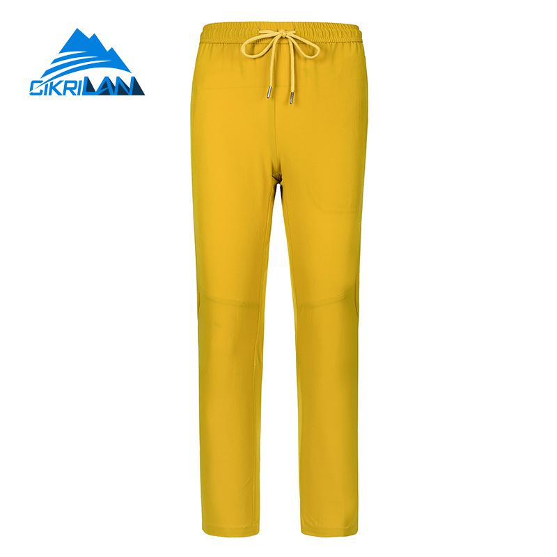 New Womens Outdoor Sport Anti-uv Ultra Light Quick Dry Trousers Climbing Camping Hiking Pants Women Trekking Pantalones Mujer