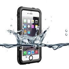 Waterproof Sealed Case For iPhone 5 5S SE Shockproof Touch ID Case Cover For iPhone 5S