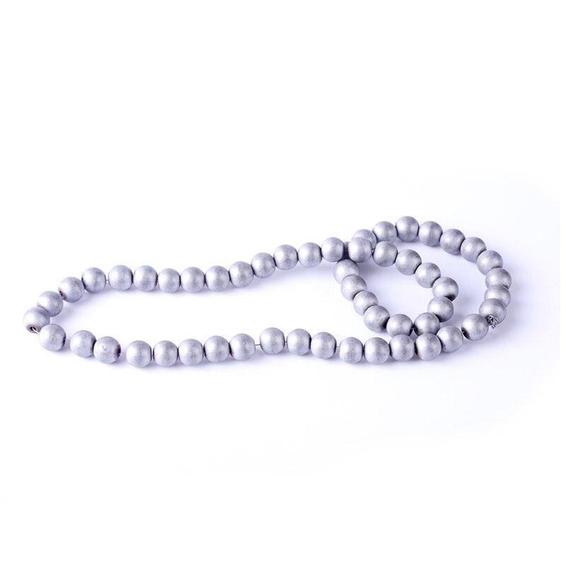 Նորաձևություն Բնական քարե հեմատիտ - Նորաձև զարդեր - Լուսանկար 3