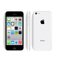 Used Original Apple iPhone 5C 4.0inch screen Unlocked Dual Core cell phone 8GB/16GB/32GB ROM