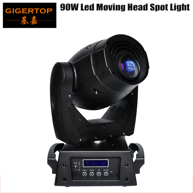 Hi Quality Moving Head Led Spot 90w Gobo Stage Lighting 16 DMX Channels,USA
