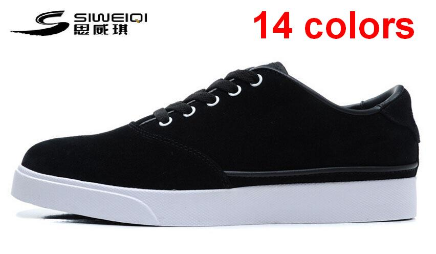free shipping mens shoes top quality casual authentic