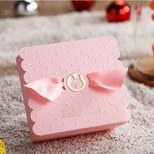 Новое поступление Sweet Baby Shower коробка конфет 200 шт./лот, fxjj1