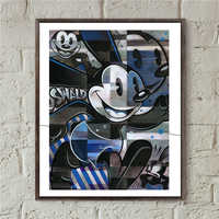 Oswald The Lucky Rabbit Two Lucky Feet HD Canvas Painting Print Bedroom Home Decor Modern Wall Art Oil Painting Poster Pictures