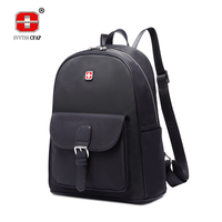 High Quality Authentic Water Resistant Multi Use SV1617 9 7 Inch Computer Laptop Notebook Swiss Backpack