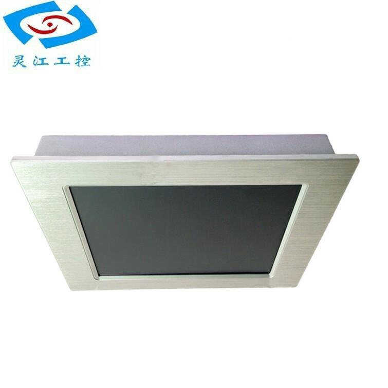 Advanced Fanless Industrial Touch PC PPC-121P