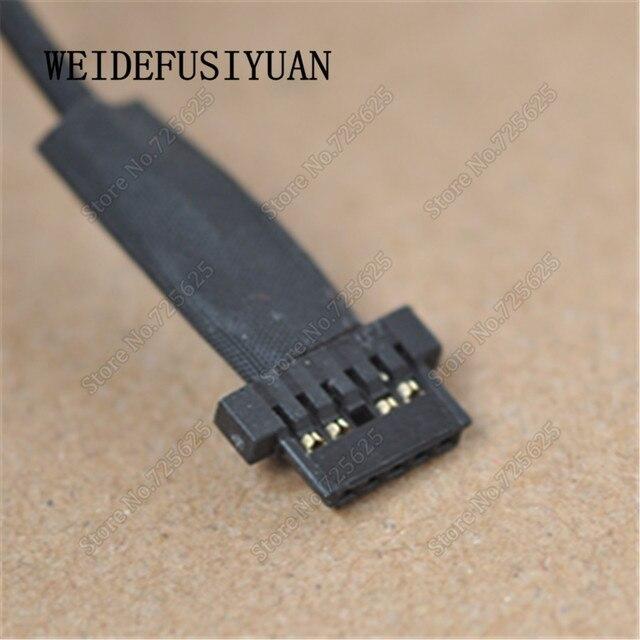 10 sztuk/partia AC DC zasilania Jack wtyczka ładowania w Port gniazdo złącza dla HP 11 g5 EE dc w drutu kabel uprząż