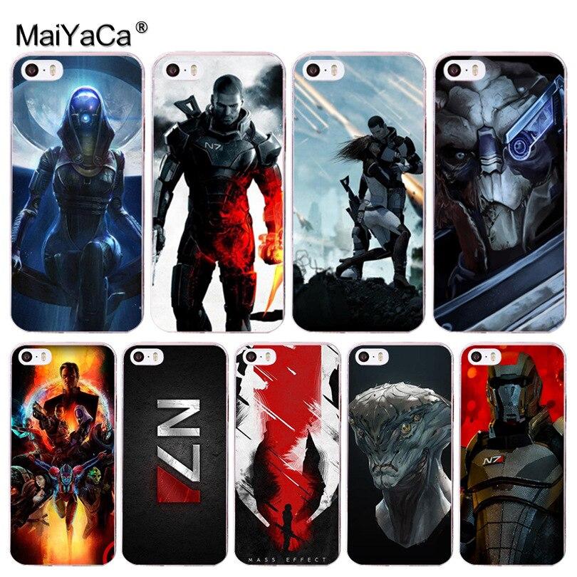 MaiYaCa N7 font b Mass b font font b Effect b font Coque Shell Phone Case
