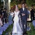 Vestidos De Noiva 2017 de Moda de Nova Vestidos de Noiva Robe De Mariee Querida Lace Vestido De Casamento Com Pérolas Sereia Weding Vestido