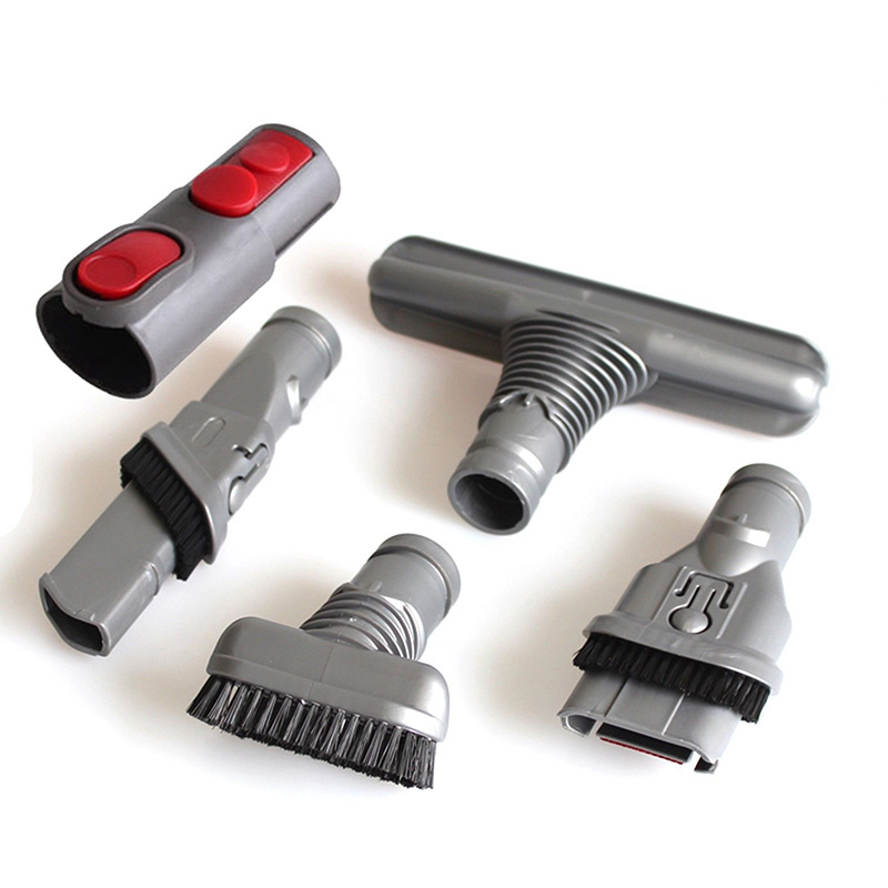 5Pcs Set Home Cleaning Tools Brush Crevice Kit for Dyson V7 V8 Vacuum Cleaner