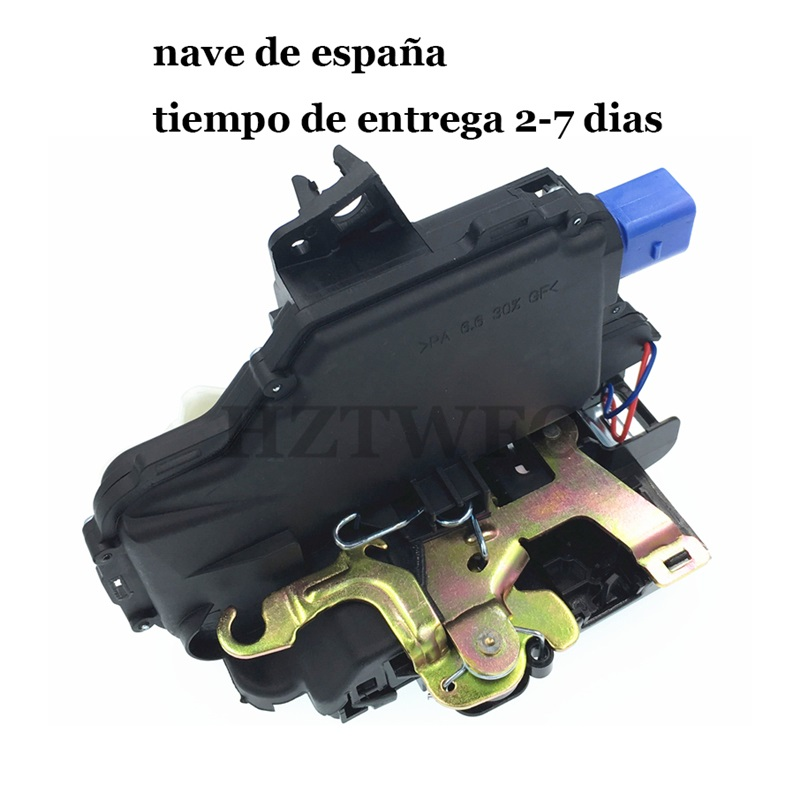 2pcs Rear Left+Right Door Lock Actuator For SKODA VW 3B4839016AG 3B4839015AG New