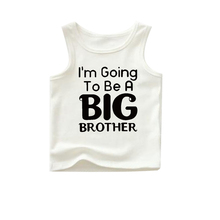 going to be massive brother tank non sleeve costume cotton summer season costume