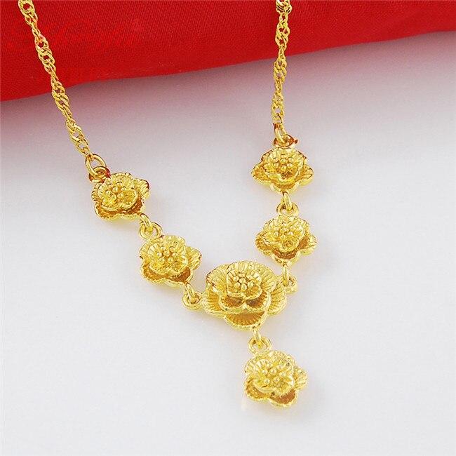 Dubai 24K Gold Jewelry Thin Blog